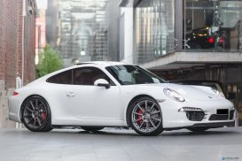 2012 Porsche 911 Carrera 991 S Coupe 2dr PDK 7sp 3.8i [Mar]