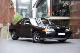 1991 Nissan Skyline R32 GT-R Coupe 2dr Man 5sp 4WD 2.6TT [Jun]