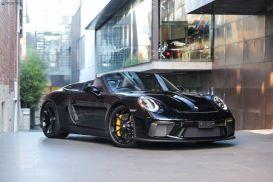 2019 Porsche 911 991 Speedster 2dr Man 6sp 4.0i [MY19]