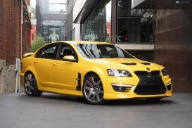 2010 Holden Special Vehicles GTS E Series 3 Sedan 4dr Man 6sp 6.2i [Sep]