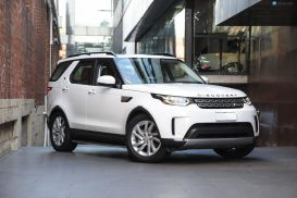 2018 Land Rover Discovery Series 5 TD4 HSE Wagon 5dr Spts Auto 8sp 4WD 2.0DT [MY18]