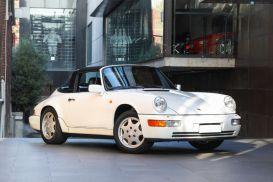 1990 Porsche 911 964 Carrera 2 Targa 2dr Man 5sp 3.6i